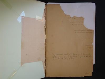 Libro de confirmaciones No. 3