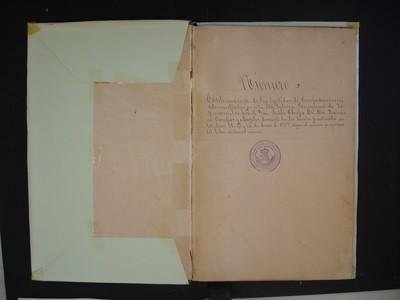 Libro de confirmaciones No. 5