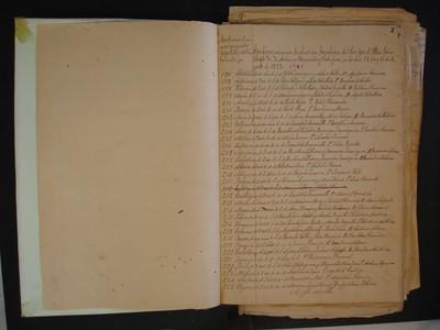 Libro de confirmaciones No. 6
