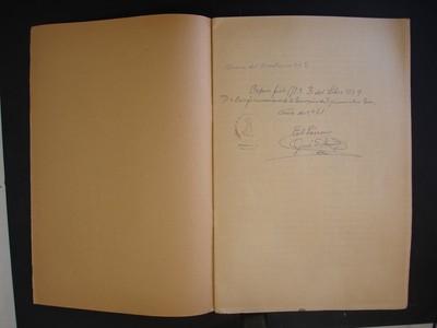 Cuadernillo de confirmaciones Mayanalán, Gro. copia no. 3 del libro no. 9