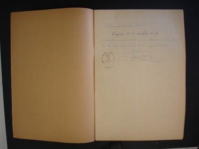 Cuadernillo de confirmaciones, no. 6 del libro no. 9