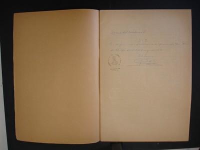 Cuadernillo de confirmaciones, copia  no. 7 del libro no. 9