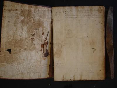 Libro de entierros No. 1