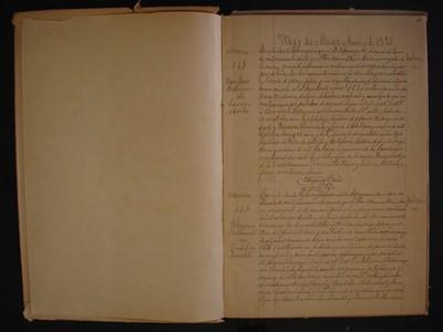 Libro matrimonios No. 23