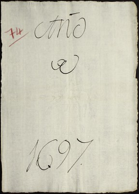 Libro Cabildo 4199 de la sección Administración Pecuniaria serie Colecturia-Diezmos (Zamora)