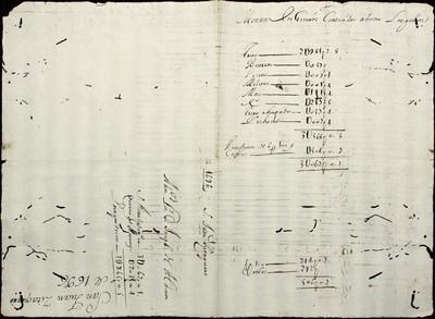 Libro Cabildo 4201 de la sección Administración Pecuniaria serie Colecturia-Diezmos (Zitacuaro)
