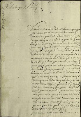 Libro Diocesano 66 de la sección Gobierno serie Correspondencia-Autoridades civiles
