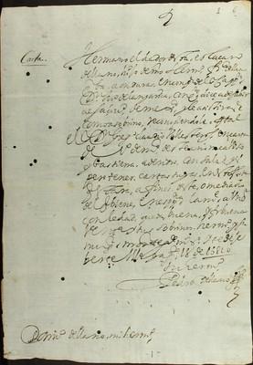 Libro Diocesano 73 de la sección Gobierno serie Correspondencia-Autoridades civiles