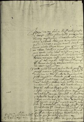 Libro Diocesano 76 de la sección Gobierno serie Correspondencia-Autoridades civiles