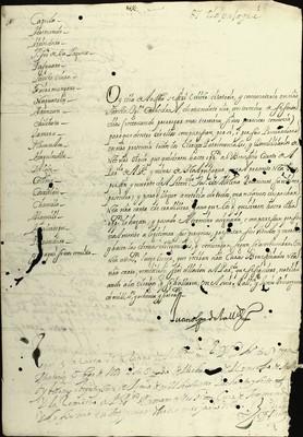 Libro Diocesano 128 de la sección Gobierno serie Mandatos-Circulares