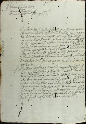 Libro Diocesano 339 de la sección Gobierno serie Parroquias-Solicitudes