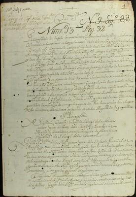 Libro Diocesano 345 de la sección Gobierno serie Parroquias-Solicitudes