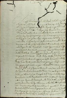 Libro Diocesano 351 de la sección Gobierno serie Parroquias-Solicitudes