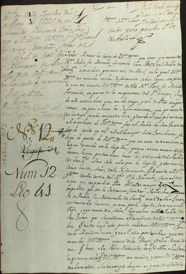 Libro Diocesano 354 de la sección Gobierno serie Parroquias-Solicitudes