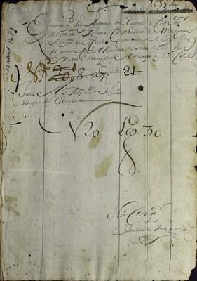 Libro Diocesano 512 de la sección Gobierno serie Religiosos-Catarinas