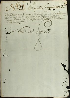 Libro Diocesano 529 de la sección Gobierno serie Religiosos-Catarinas