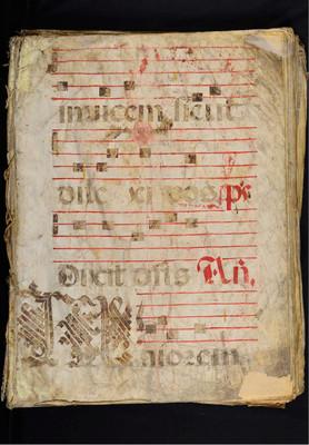 Libro de coro Canto llano 10-136868-B