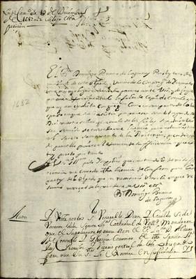 Libro Diocesano 773 de la sección Gobierno serie Sacerdotes-Licencias