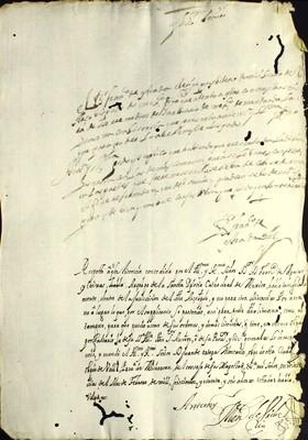 Libro Diocesano 778 de la sección Gobierno serie Sacerdotes-Licencias