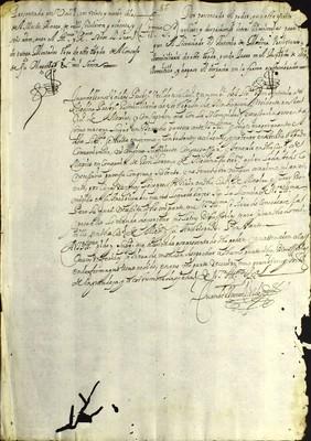 Libro Diocesano 779 de la sección Gobierno serie Sacerdotes-Licencias