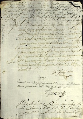 Libro Diocesano 784 de la sección Gobierno serie Sacerdotes-Licencias