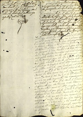 Libro Diocesano 787 de la sección Gobierno serie Sacerdortes-Licencias