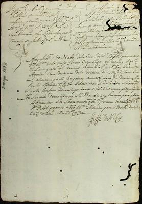 Libro Diocesano 790 de la sección Gobierno serie Sacerdotes-Licencias