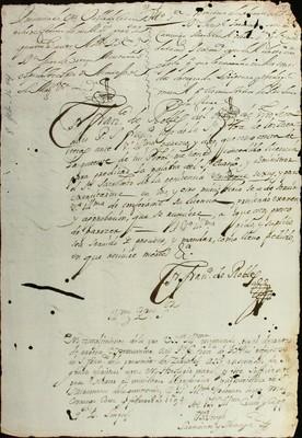 Libro Diocesano 791 de la sección Gobierno serie Sacerdotes-Licencias