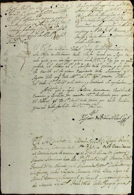 Libro Diocesano 793 de la sección Gobierno serie Sacerdotes-Licencias