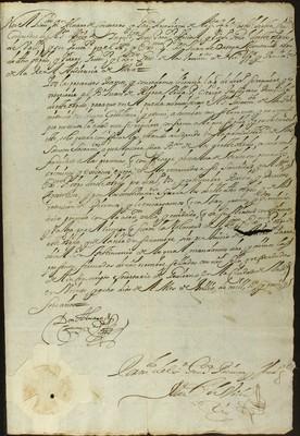 Libro Diocesano 794 de la sección Gobierno serie Sacerdortes-Licencias