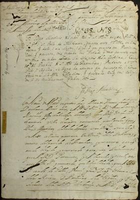 Libro Diocesano 795 de la sección Gobierno serie Sacerdortes-Licencias