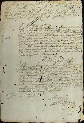 Libro Diocesano 796 de la sección Gobierno serie Sacerdortes-Licencias