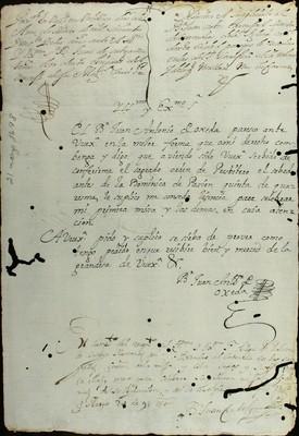 Libro Diocesano 798 de la sección Gobierno serie Sacerdortes-Licencias