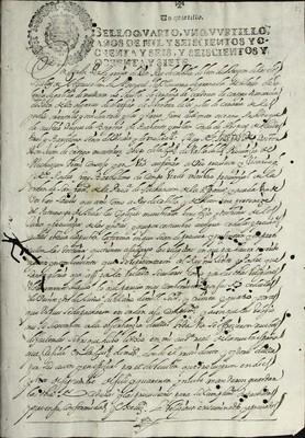 Libro Diocesano 854 de la sección Gobierno serie Sacerdotes-Nombramiento
