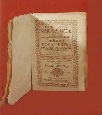 Libro Chronica Seraphica
