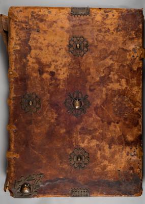 Libro de coro Canto llano 10-230664