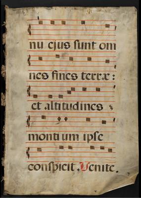 Libro de coro Canto llano 10-327006