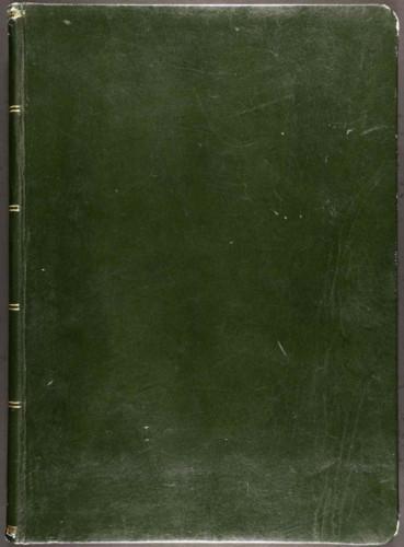 Memorias del general Lázaro Cárdenas: Libreta con 1950, 1951 y 1952