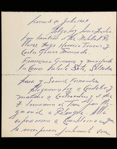 Transcripciones de las memorias del general Lázaro Cárdenas: 1957 I