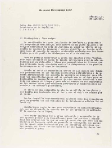 Vida personal del general Lázaro Cárdenas: Industrias Extranjeras
