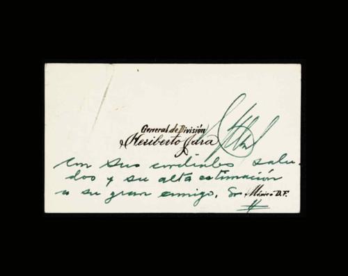 Vida personal del general Lázaro Cárdenas: Discurso pronunciado en el Teatro Esperanza Iris