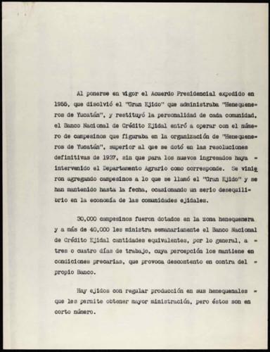 """Vida laboral del general Lázaro Cárdenas: Disolución del """"El Gran Ejido"""" que administró los henequeneros de Yucatán"""""""