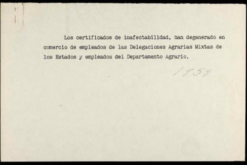 Vida laboral del general Lázaro Cárdenas: Notas sobre la Reforma Agraria