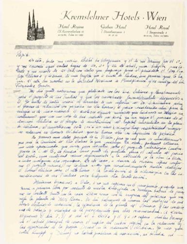 Vida personal del ingeniero Cuauhtémoc Cárdenas Solórzano: Casa Elkem.