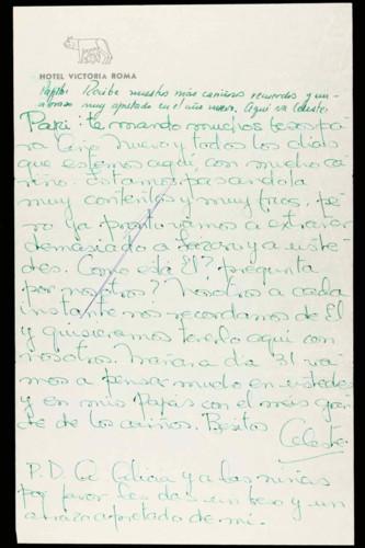 Vida personal del ingeniero Cuauhtémoc Cárdenas Solórzano: 1965. II
