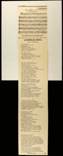 Artículos referentes al himno de Francia