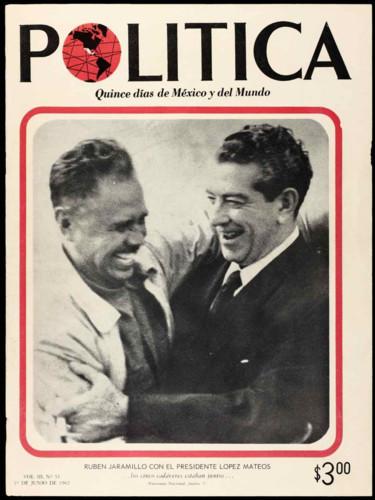 Política: Quince días de México y del mundo.