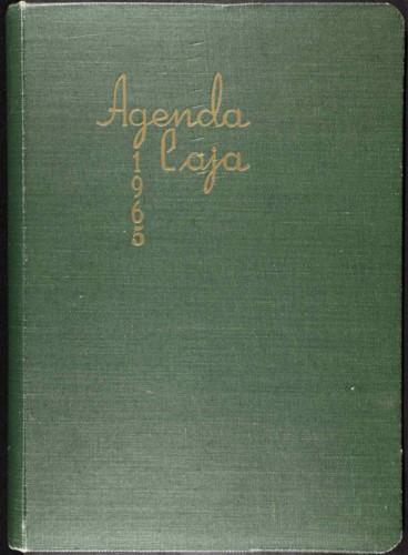 Memorias del general Lázaro Cárdenas: 1965