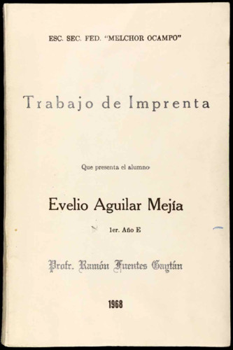 Memorias del general Lázaro Cárdenas: Año 1968