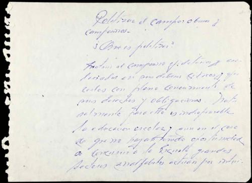 Memorias del general Lázaro Cárdenas: Apuntes año 70